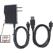 yan AC//DC Power Charger Adapter USB Cord for TDK Trek A25 A26 Micro A12 BT Speaker