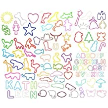 Disney Fairies Logo Bandz Rubber Bands Bracelets New