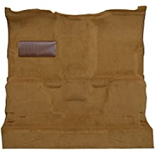 Passenger Area 8078-Dark Grey Plush Cut Pile ACC Replacement Carpet Kit for 2007 to 2010 Jeep Wrangler