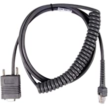 Generic 6FT RS-232 Serial Cable for Honeywell 3800G 4600G 4820G Barcode Scanner