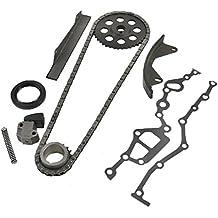 ITM Engine Components 053-94200 Timing Chain Set for 1991-1998 Nissan 240SX 2.4L L4 KA24DE
