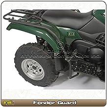 Passenger Foot Pegs New QuadBoss ATV Fender Protector 2004-2007 Polaris Sportsman 700//EFI