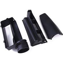 Northwolf Plastic Fuel Filler Cap Flap Door Cover Tank Covers 5C6 809 857 A For V-W J-etta MK6 2011-2018 Mixed Color 5C6809857B//C//D