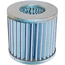 Used with CSL Series Vacuum Filters Fits 7-5//16 x 6-3//4 Housing Fits 7-5//16 x 6-3//4 Housing Midwest Control 102-849 Replacement Polyester Element 5 Microns