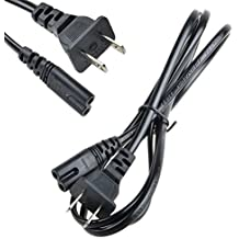 PwrON 6ft//1.8m UL Listed AC Power Cord Cable for Pioneer DJ DJM-850-W DJM-850-K DJM-850-S Professional Mixer