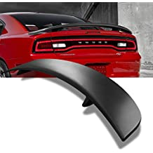 LSAILON ABS Rear Spoiler Wing fit for Ford Mustang