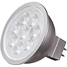 Pack of 6 Satco S9548 LED Light Bulb LED 4W JCD//G9 120V 3000K