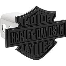 Vintage Finish 2 in HDHC362 Harley-Davidson B/&S Motor Oil Trailer Hitch Cover