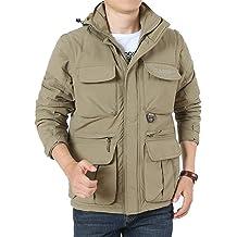 Gallity Adult Hooded Sweatshirt,Mens Long Sleeve Patchwork Sweatshirt Fall Winter Hoodie Pullover Top Blouse XL, Black