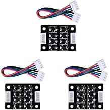 4 Pack TL Smoother Addon Module for Pattern Elimination Motor 10 Pack 8mm OD 25mm Length Compression Heated Bed Spring for Ender 3 Creality CR-10 10S Bowden PTFE Tubing 1 Meter for 1.75mm Filament