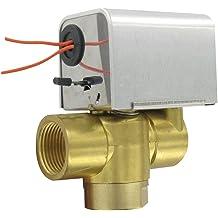 3-way zone valve W.E 120 VAC. 1-1//4 NPT Anderson 3ZV20512 Floating