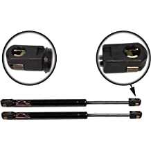 Tonneau Cover Lift Supports Struts Quantity Force is 22 Lbs per prop and Force per set is 44 Lbs,/ Recommended to replace both struts at the same time 2 Suspa C16-10334 C1610334 9.8 Gas Prop Window Lift Support Camper Rear Window