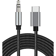 Extension Car Aux Cable for Speaker and Headphone Adapter Compatible with Google Pixel 3//3 XL//2//2 XL,Galaxy Note10//10+ Cinati Type C to 3.5mm Audio Aux Jack Adapter USB C to 3.5mm Aux Audio Cable