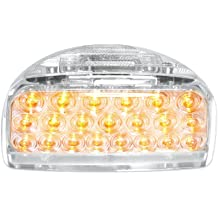 Grand General 76583 Red 2-1//2 Low Profile Pearl 7-LED Sealed Marker//Clearance Light