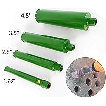 4pcs//set Wet Diamond Core Drill Bit Set 1.7 2.5 3.5 4.5 for Brick Concrete Block Granite Drilling Coring