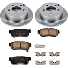 Autospecialty KOE2270 1-Click OE Replacement Brake Kit