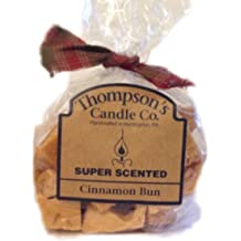 Thompson Candles Co Pineapple Spruce Pillar Candles Med.