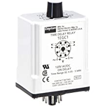 Carrier P284-2392 6 sec to 8 min Aftermarket Replacement Adjustable Time Delay Delay on Break