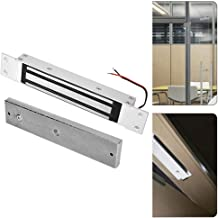 Electromagnetic Lock DC12V 396.8Ib Cabinet Drawer Conceal Installation Concealable Mount Electric Magnetic Door Lock for Access Control System