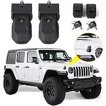 Hood Latch Locking Catch Buckle For Jeep Wrangler JK JL 2007-2019 Accessories