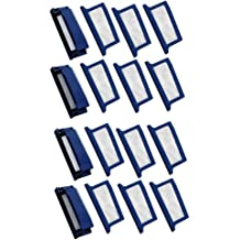 Loneflash 2 Reusable Filters /& 6 Disposable Ultra-Fine Filters for Philip-s Respironics
