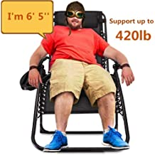 VGEBY1 Nap Bed Separated mat Sold Anti-Wear Folding Lunch Break Deck Chair Size 19066cm//74.826in for Sleeping Outdoor Camping//Beach