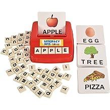 45d85425 Literacy Wiz Fun Game - Sight Words - 60 Flash Cards - Preschooler Language  Learning Educational