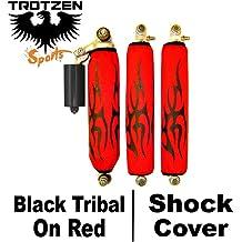 Trotzen Sports Shock Cover Compatible With Suzuki ltz 400 Jester Shock Cover #pht13753 TTS5763