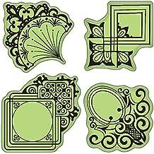 Rectangle Wheel Inkadinkado 65-32049 Stamping Gear