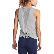 694db86453 Mippo Women's Cute Yoga Workout Mesh Shirts Activewear Sexy Open Back  Sports