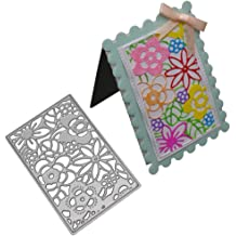 D 2019 Newest Tickle Metal Die Cutting Dies Handmade Stencils Template Embossing for Card Scrapbooking Craft Paper Decor by E-Scenery