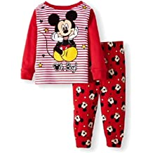 Mickey Mouse Pajamas Center of Mommys Universe 2pc Set