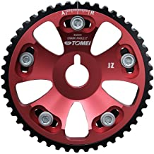 AJP Distributor Adjustable Cam Gears Timing Gear Pulley Kit Red For 3SGTE 3S-GTE MR2 Celica Caldina ST165 ST185 SW20 ST215 ST246