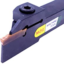 Maximum Bore Depth 0.1875 0.025 0.030 0.375 0.76 mm Solid Carbide Tool 0.080 9.5 mm Minimum Bore Diameter Projection 0.64 mm Micro 100 QMFR-030-375-080X Quick Change Miniature Full Radius Grooving Tool AlTiN Coated 2.03 mm Groove Width