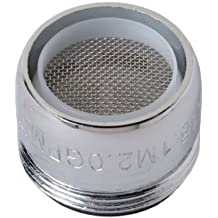 BrassCraft SF0311 Dual Thread Faucet Aerator with 1.0 GPM BrassCraft Mfg