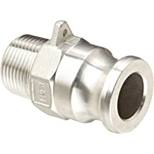 Dust Plug Dixon G75-DP-SS Investment Cast Stainless Steel 316 Global Type DP Cam and Groove Hose Fitting 3//4 3//4 Dixon Valve /& Coupling