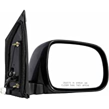 TYC 5230432 Toyota Corolla Driver Side Power Non-Heated Replacement Mirror