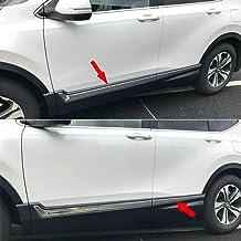 Fuel Gas Door Tap Tank Cover Trim for Honda 2017 2018 2019 NEW CR-V CRV
