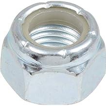 The Hillman Group 44210 10-24 Thin Pattern Nylon Insert Stop Nut Zinc 30-Pack