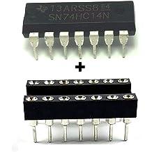 Toshiba TC4011BP Quad 2 Input NAND Gate Breadboard-Friendly Pack of 5