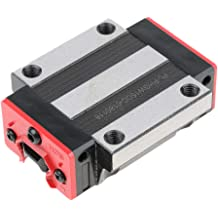 D DOLITY 4 Pcs #15 Carriage Block for 15mm Linear Rail Guide