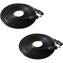 2 pcs//pack 3M 9.84ft 3 Pin JST SM Male Female Plug LED Connector Cable For WS2812B WS2811 SK6812 Symphony LED lights with connectors,SM3P buckle free welding plug light controller wire