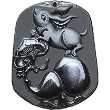 Ziyier Bohemia Folk Style Necklace Pendant//Alloy Necklace//Owl Necklace//Pendant(Peacock Necklace)