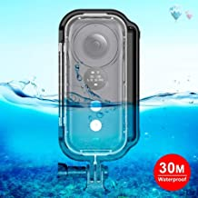 Aoile for Insta360 ONE 45m Diving Case Underwater Cover Waterproof Dust-Proof Housing Case