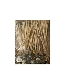 Natural Cotton Candle Wick 10 Tall Candle Wicks Eco 14 100pk from NorthWood Candle