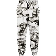 bee8c1ad556c28 Leapparel Men/Women 3D Joggers Pants Trousers Sport Track Sweatpants Baggy