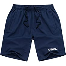 3ce58fe974 wodceeke Fashion Men's Swim Short, Board Shorts for Sports Running  Swimming
