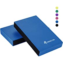 Core Trainer Board Pilates Knee Pad for Fitness and Stability Physical Therapy Balancing Foam Pad Large 2 in 1 Yoga Foam Cushion Exercise Mat Stretching Balance Pad