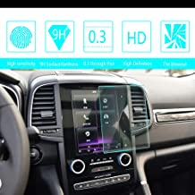 8X-SPEED for 2018 Toyota Prado 8-Inch Car Navigation Screen Protector HD Clarity 9H Tempered Glass Anti-Scratch in-Dash Media Touch Screen GPS Display Protective Film