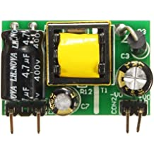 LCHAO Wireless Control ACDC220V to 5V 400mA 2W 3pcs Vertical Switching Power Supply High Efficiency Module for Smart Home